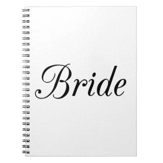 Cuaderno de la novia
