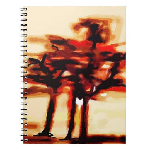 Cuaderno de la ola de calor