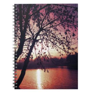 Cuaderno de la opinión del parque