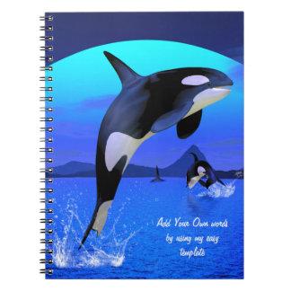 Cuaderno de la orca