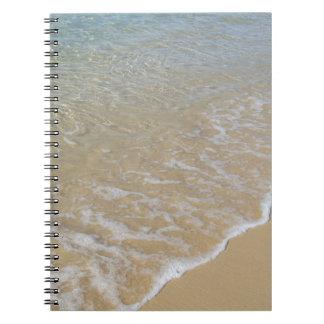 Cuaderno de la playa