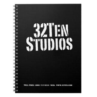 cuaderno de la producción 32TEN