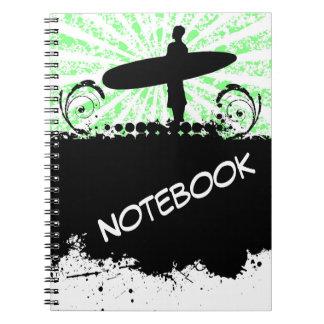Cuaderno de la resaca