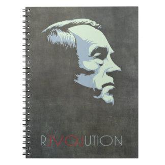 Cuaderno de la revolución de Ron Paul