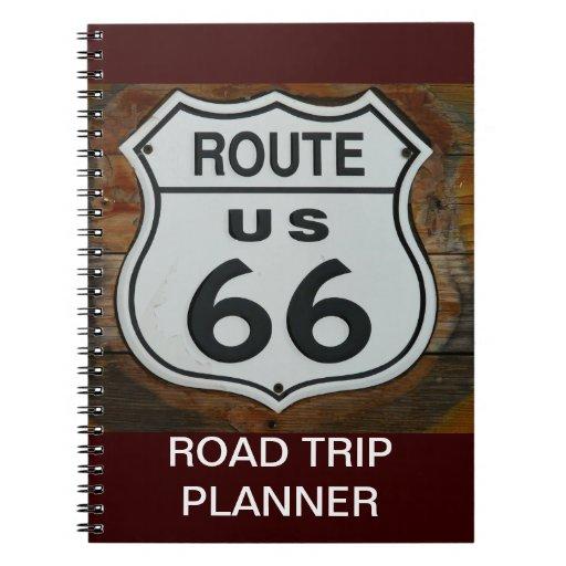 Cuaderno de la ruta 66