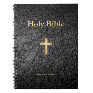 Cuaderno de la Sagrada Biblia