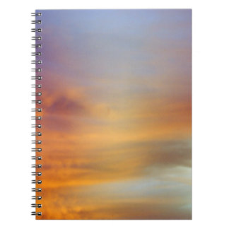 Cuaderno de la salida del sol