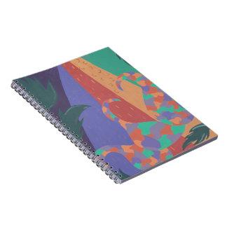 """Cuaderno de la """"selva"""""""