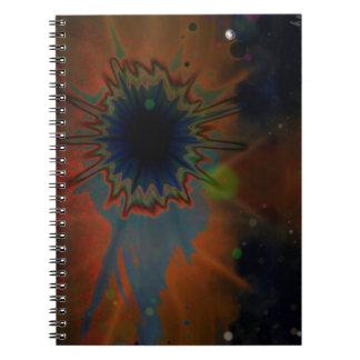 Cuaderno de la supernova