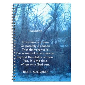 Cuaderno de la transición