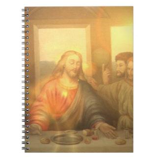 Cuaderno de la última cena