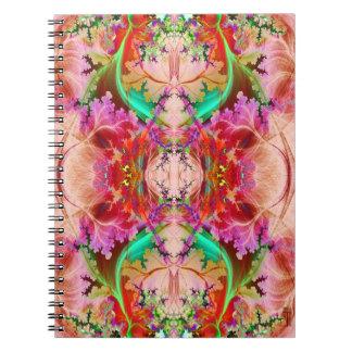 Cuaderno de la variación 7 de la catedral de la ma