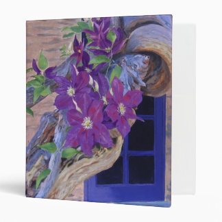 """Cuaderno de la vid del Clematis Carpeta 1"""""""