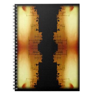 Cuaderno de las antenas