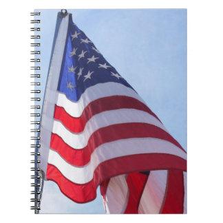 Cuaderno de las barras y estrellas