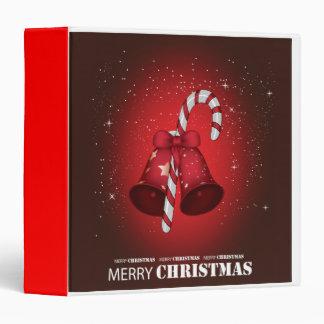 """cuaderno de las campanas de navidad y de los basto carpeta 1 1/2"""""""