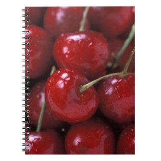 Cuaderno de las cerezas