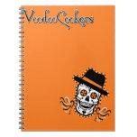 Cuaderno de las cocinas del vudú (80 páginas B&W)