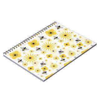 Cuaderno de las flores y de los lunares de las abe