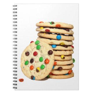 Cuaderno de las galletas