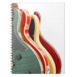 Cuaderno de las guitarras eléctricas