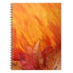 """""""Cuaderno de las hojas de otoño"""""""