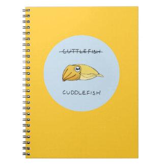 Cuaderno de las jibias
