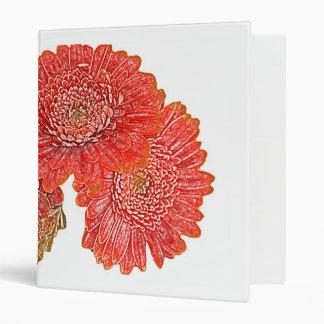 """Cuaderno de las margaritas del Gerbera Carpeta 1"""""""