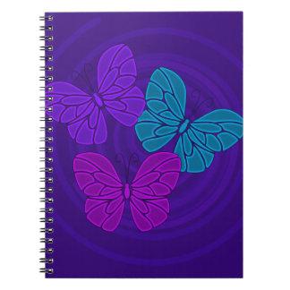 Cuaderno de las mariposas de la noche