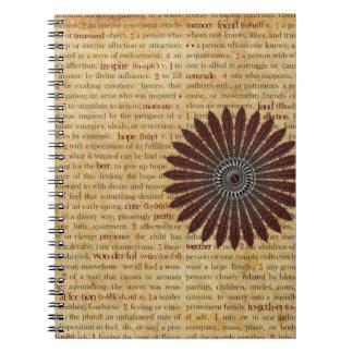Cuaderno de las palabras