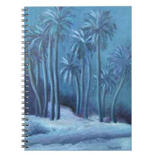 Cuaderno de las PALMAS de la NOCHE
