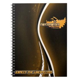 Cuaderno de las producciones del CH