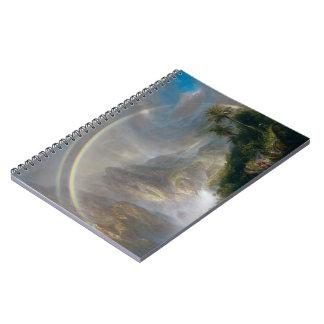 """Cuaderno de las """"zonas tropicales"""" de la iglesia"""