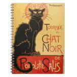 Cuaderno de Le Chat Noir