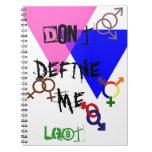 Cuaderno de LGBT
