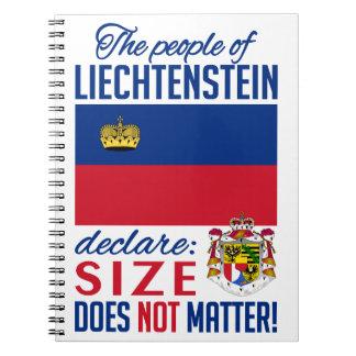 Cuaderno de Liechtenstein