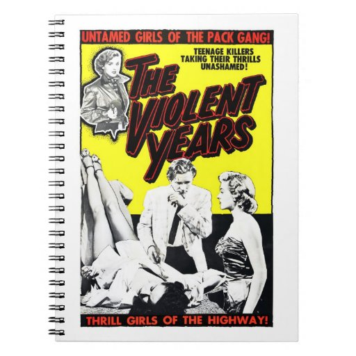 """Cuaderno """"de los años violentos"""""""