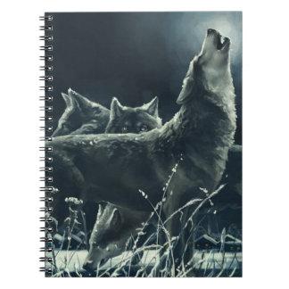 Cuaderno de los lobos del invierno