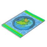 Cuaderno de los pares de la tortuga