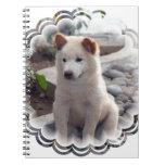 Cuaderno de los perritos del perro chino