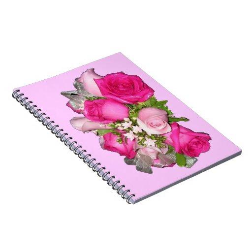 Cuaderno de los rosas
