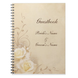 Cuaderno de los rosas de la sepia - Guestbook
