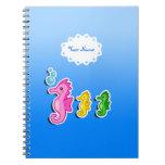 Cuaderno de los Seahorses