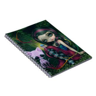 """Cuaderno de los """"soñadores dulces"""""""