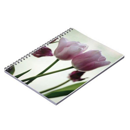 Cuaderno de los tulipanes 3259