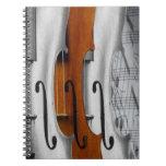 Cuaderno de los violines