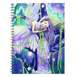 Cuaderno de Manga del cuento de hadas