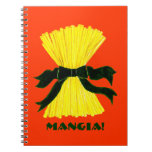 Cuaderno de Mangia Italiana
