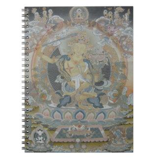Cuaderno de Manjushri