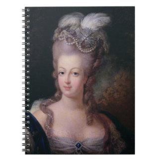Cuaderno de Marie Antonieta